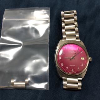 オメガ(OMEGA)のオメガ OMEGA Seamaster シーマスター カラーダイアル ダイヤル (腕時計)