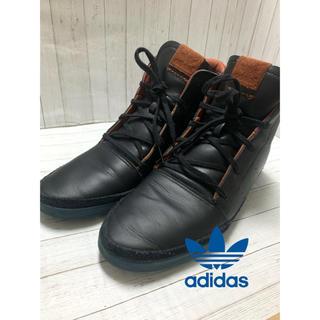 adidas - adidas originals レザースニーカー コードハイ