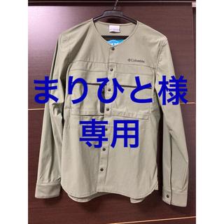 コロンビア(Columbia)の新品未使用 Columbia(コロンビア) セカンドヒルシャツ メンズSサイズ(シャツ)