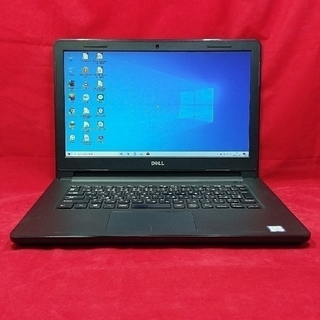 デル(DELL)のDELL Inspiron 14 3467 第7世代 SSD(ノートPC)
