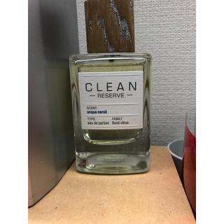 クリーン(CLEAN)のclean(ユニセックス)