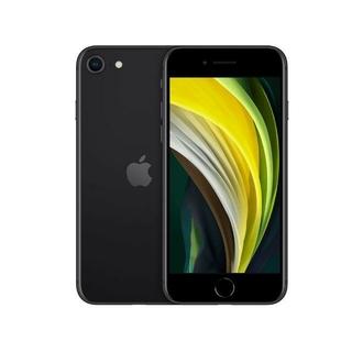 新品 未使用 simフリー iPhone se 64GB ブラック