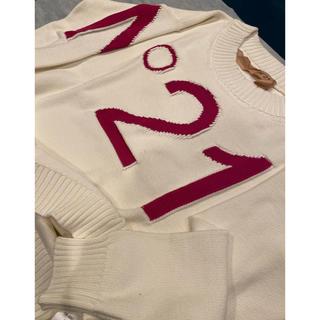 ヌメロヴェントゥーノ(N°21)のN°21ニットセーター💫新品💓✨💓(ニット/セーター)