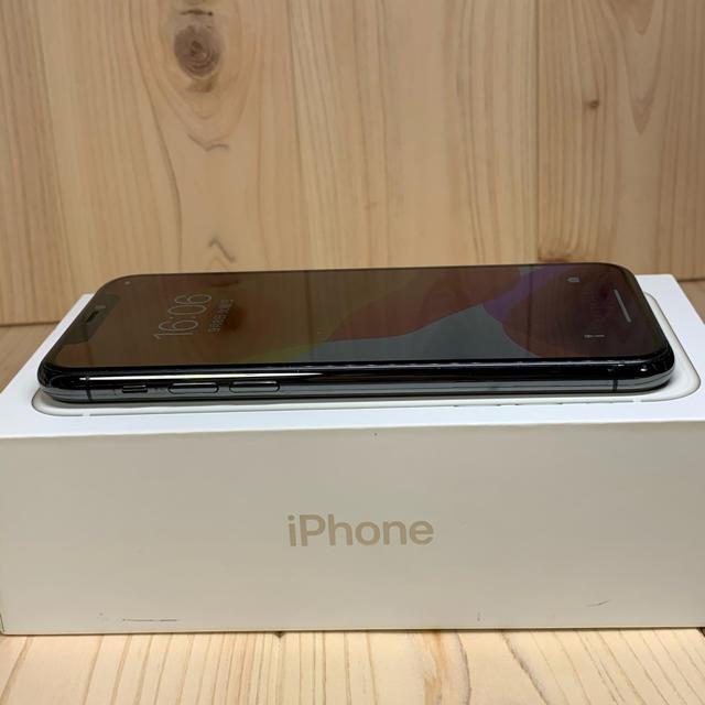 Apple(アップル)の【A】【95%】iPhone 11 pro 64 GB SIMフリー Gray スマホ/家電/カメラのスマートフォン/携帯電話(スマートフォン本体)の商品写真