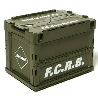 F.C.R.B. - F.C.Real Bristol SMALL CONTAINER KHAKI