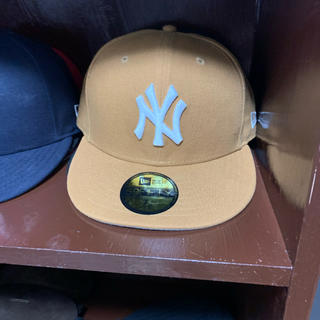 NEW ERA - ニューエラー New York Yankees 茶色