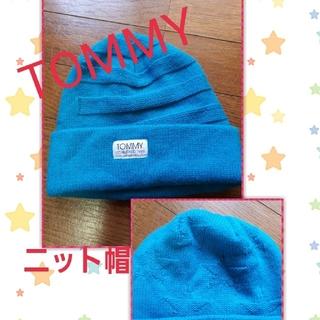 トミー(TOMMY)のトミー ばーちー様専用 TOMMY  TOMMY HILFIGER ニット帽(ニット帽/ビーニー)