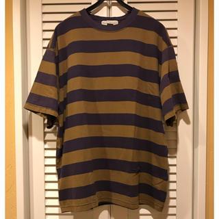 バナナリパブリック(Banana Republic)のBANANA REPUBLIC ボーダーTシャツ 90s ビッグシルエット(Tシャツ/カットソー(半袖/袖なし))