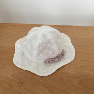 プティマイン(petit main)のプティマイン  ベビー 帽子 ハット 48(帽子)
