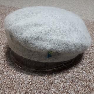 チチカカ(titicaca)のチチカカ*フェルトベレー帽(ハンチング/ベレー帽)