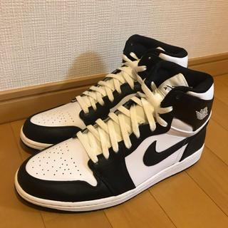 NIKE - Nike Air Jordan 1 カウントダウン パック 白黒 新品 未使用