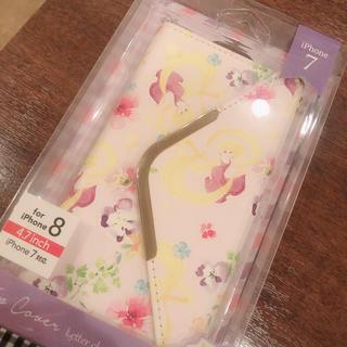 Disney - iPhone7、ケース、ラプンツェル