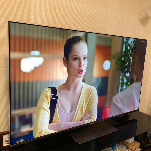 Panasonic(パナソニック)の65インチテレビ Panasonic FX800 スマホ/家電/カメラのテレビ/映像機器(テレビ)の商品写真