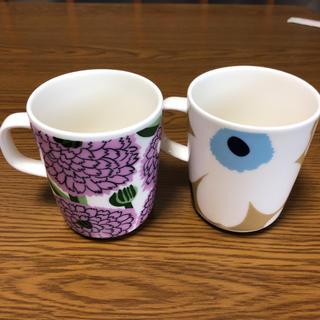 マリメッコ(marimekko)のマリメッコ ウニッコ プリマヴェーラ 新品未使用 マグカップ(グラス/カップ)