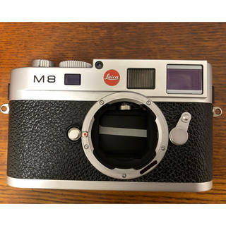 LEICA - Leica M8 シルバー