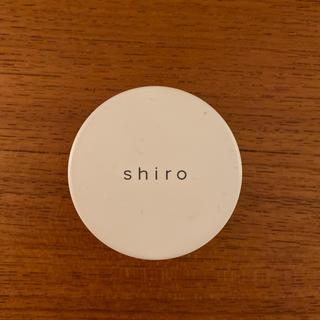 シロ(shiro)のshiro ハイライター(フェイスカラー)