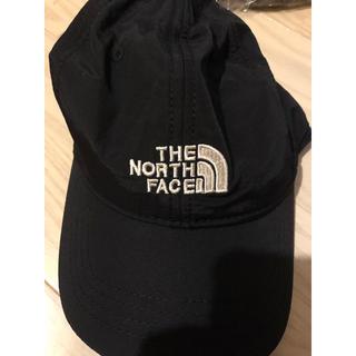 ザノースフェイス(THE NORTH FACE)のTHE NORTH FACE キャップ帽子 ザノースフェイス BLACK(キャップ)