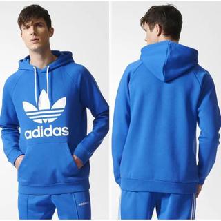 adidas - 新品 adidas originals パーカー スウェット フリース 起毛素材