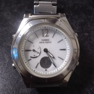 正常動作 カシオ ソーラー電波腕時計 LWA-M160