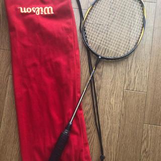 ウィルソン(wilson)の ウィルソン レコンPX9000J バドミントンラケット(バドミントン)
