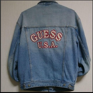 GUESS - GUESS × ASAP ROCKY デニムジャケット Sサイズ