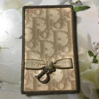クリスチャンディオール(Christian Dior)のディオール トロッターラインパスケース(パスケース/IDカードホルダー)