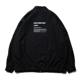 クーティー(COOTIE)のCOOTIE PRODUCTIONS Ventile Track Jacket(ブルゾン)