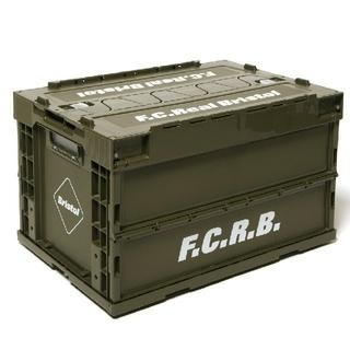 F.C.R.B. - F.C.Real Bristol LARGE CONTAINER KHAKI