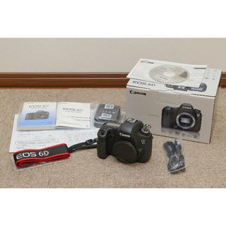 Canon - プロ用高精度 EOS 6D ボディ 付属品 おまけ付き Canon キヤノン