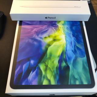 アップル(Apple)のApple iPad Pro 11インチ 第2世代 シルバー 128GB(タブレット)