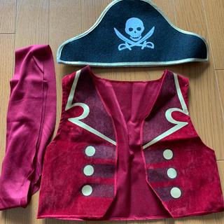 ハロウィンコスチューム パイレーツ【海賊】(衣装一式)