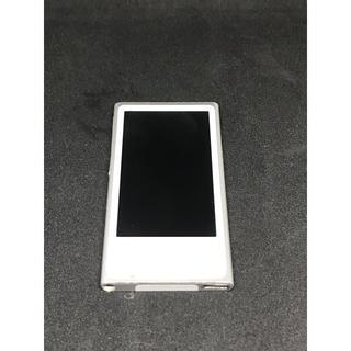 Apple - 【美品】iPod nano 16GB シルバー md480j【使用回数僅か】