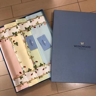 ウェッジウッド(WEDGWOOD)の【新品未使用】WEDGEWOOD ウェッジウッド ランチョンマット 4枚(テーブル用品)