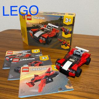 Lego - LEGO レゴ クリエーター スポーツカー 3in1  31100