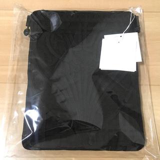 mame - 完売品★20AW mame kurogouchi コード刺繍バッグ  ブラック
