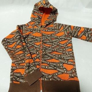 コンベックス(CONVEX)の子供服 古着 コンベックス パーカー 120(ジャケット/上着)