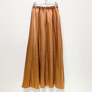 TODAYFUL - TODAYFUL【Metallic Pleats Skirt】