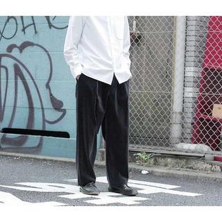 コモリ(COMOLI)の【克哉様専用】キャプテンサンシャイン イージートラウザーズ コーデュロイ(スラックス)