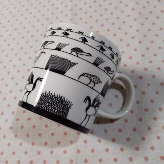 イッタラ(iittala)の新品未使用 イッタラ バードマグカップ スコープ バードマグ 鳥 限定(グラス/カップ)