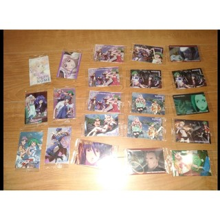 マクロス(macros)のマクロスF カード(カード)