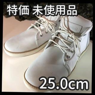 ティンバーランド(Timberland)のティンバーランド Timberland シューズ 靴 25.0cm 未使用 割安(スニーカー)