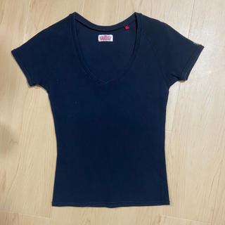 ハリウッドランチマーケット(HOLLYWOOD RANCH MARKET)のトップス 半袖(Tシャツ(半袖/袖なし))