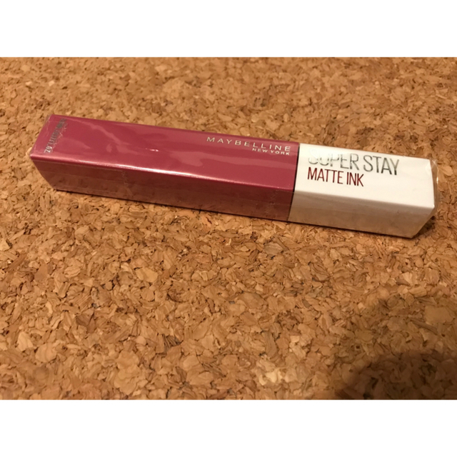MAYBELLINE(メイベリン)のmyk様専用 メイベリンニューヨーク SPステイマットインク 15 コスメ/美容のベースメイク/化粧品(口紅)の商品写真