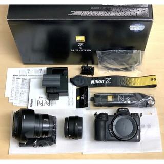 Nikon - ニコン Nikon Z6/24-70mm/FTZマウントアダプターキット