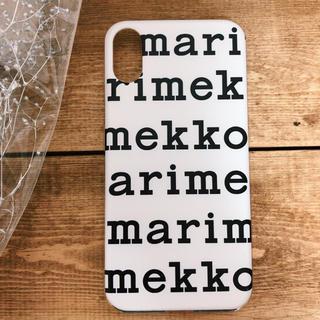 マリメッコ(marimekko)の*数量限定* marimekko iPhoneケース(サイズカスタム可*)(iPhoneケース)