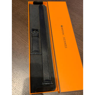Hermes - Apple Watch HERMESレザーベルト40㎜