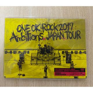 ワンオクロック(ONE OK ROCK)のONE OK ROCK LIVE DVD(ミュージック)