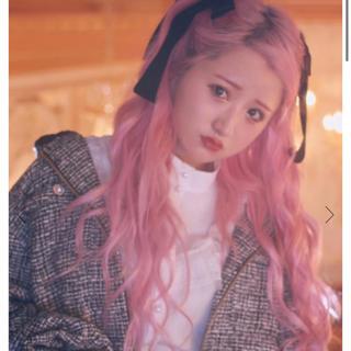 アンクルージュ(Ank Rouge)のAnk Rouge♡今季ベロアリボンバレッタSET(バレッタ/ヘアクリップ)