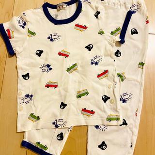 ダブルビー(DOUBLE.B)のミキハウス・パジャマ100サイズ(パジャマ)