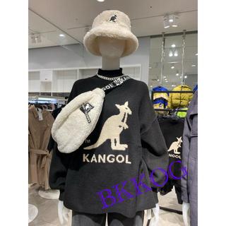 カンゴール(KANGOL)の【タグ付き】H&M × Kangol フェイクシアリング バケットハット(ハット)